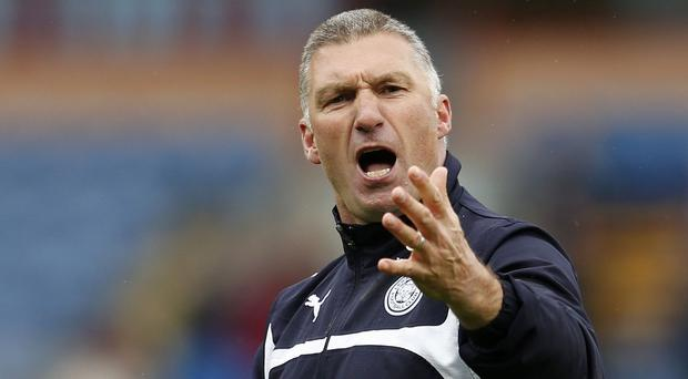 Nigel Pearson can move one point behind opponents Newcastle with victory on Saturday