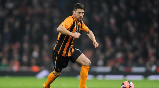 Irish international Robbie Brady is attracting Premier League suitors.