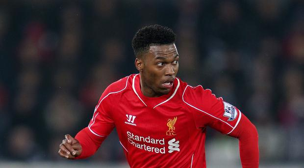 Daniel Sturridge has had surgery in the United States.