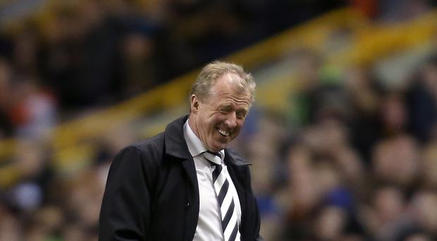 Steve McClaren has been sacked by Derby