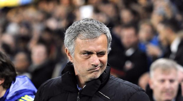 Chelsea manager Jose Mourinho will take his side to Thailand as part of their post-season tour