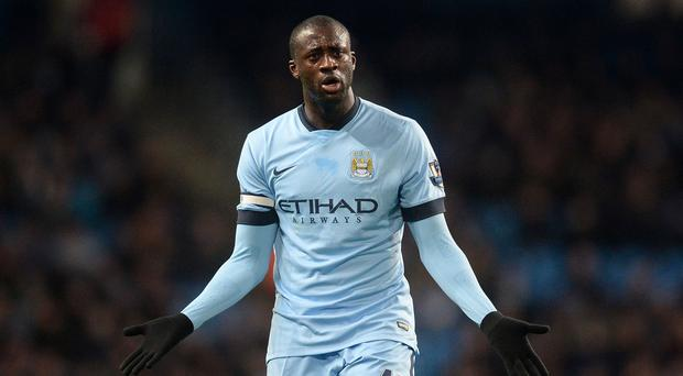 Yaya Toure's agent says the midfielder is near certain to leave Manchester City this summer