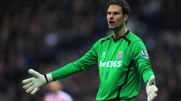 Asmir Begovic is in demand