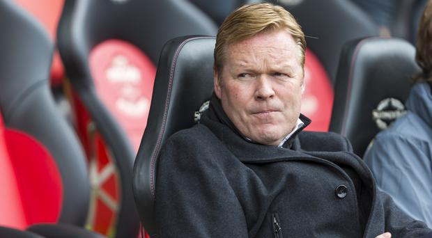 Ronald Koeman has been left frustrated by Southampton's recent run of poor results