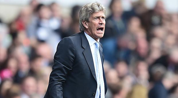 Manchester City manager Manuel Pellegrini remains committed to his attacking philosophy