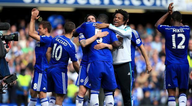 Chelsea have stayed top for a record-breaking stretch this season
