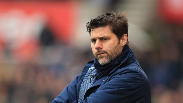 Pochettino was unhappy with his team's performance at the Britannia Stadium