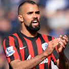 Sandro missed QPR's vital game at Manchester City because of a visa issue