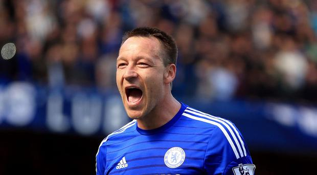 Chelsea captain John Terry is looking to break his own personal goalscoring record
