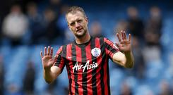 Clint Hill refused to make excuses or blame 'bad eggs' for QPR's relegation
