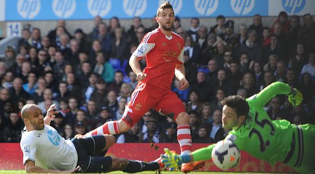 Jay Rodriguez has committed his future to Southampton