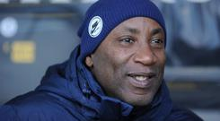 Chris Ramsey hopes to be appointed permanent QPR manager