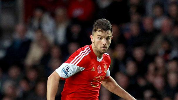 Southampton striker Jay Rodriguez is closing in on a return after over 12 months out injured