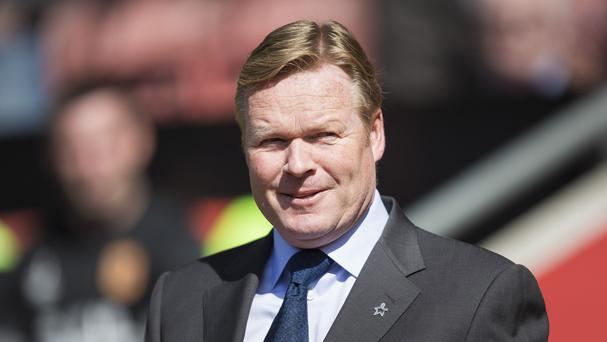 Ronald Koeman is hopeful of holding on to his best players this summer