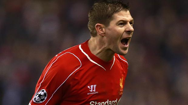 Brendan Rodgers believes departing captain Steven Gerrard's positive influence has spread further than the football club