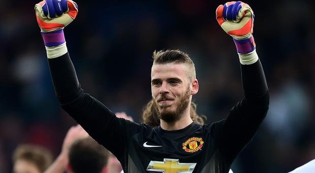 David de Gea has enjoyed an excellent season in the Manchester United goal
