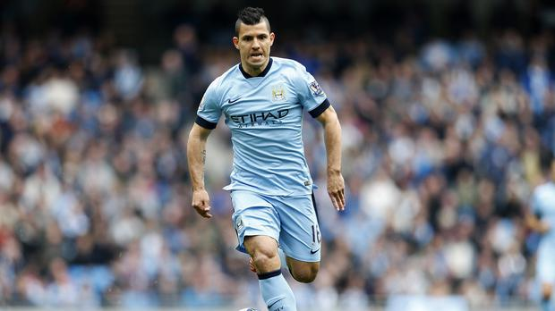Sergio Aguero is not for sale according to City boss Manuel Pellegrini