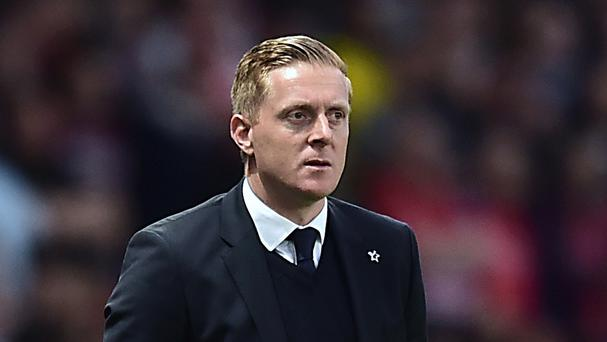 Swansea manager Garry Monk says the club do not want to avoid playing in the Europa League