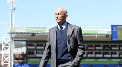 West Brom manager Tony Pulis, pictured, feels club owner Jeremy Peace has done 'a wonderful job'
