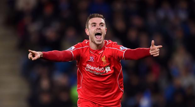 Liverpool vice-captain Jordan Henderson, pictured, has issued a rallying cry to team-mates as they prepare for life without Steven Gerrard