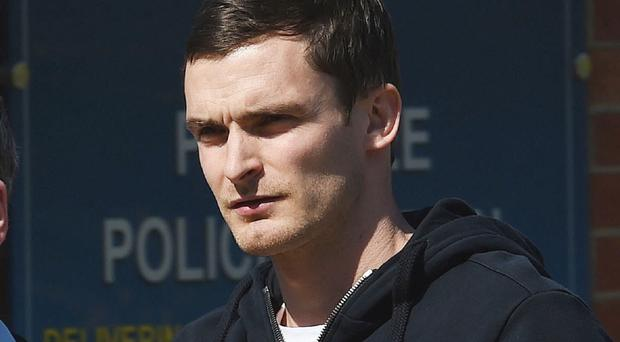 Adam Johnson was arrested in March after he was accused of sexual activity with a 15-year-old girl