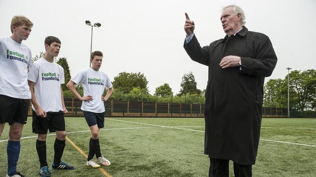 Lawrie McMenemy, pictured, believes Ronald Koeman is manager of the season