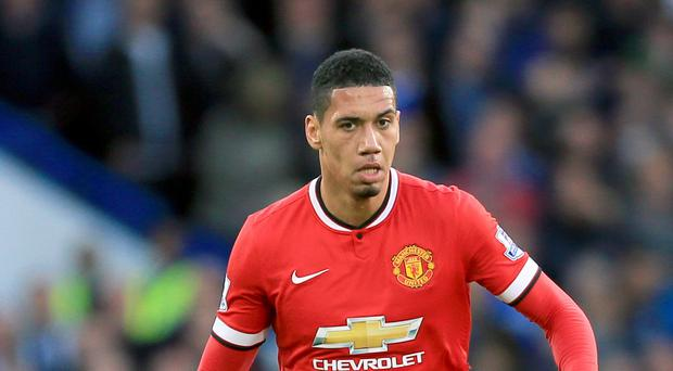 Chris Smalling has been one of the most improved players at Manchester United this season