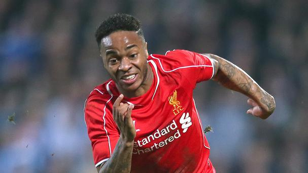 Manchester City have made a move for Liverpool's Raheem Sterling