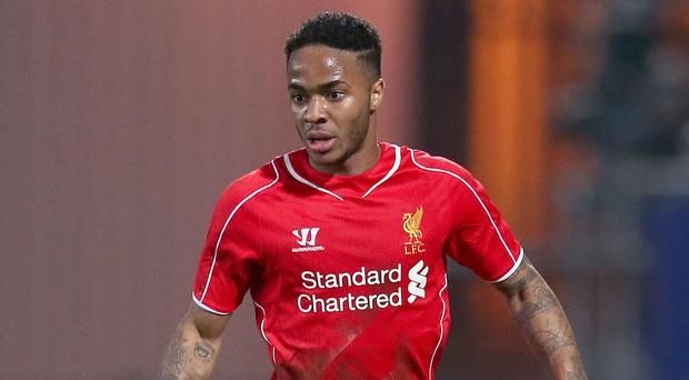 Raheem Sterling's current deal at Liverpool runs until 2017