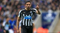 Jonas Gutierrez was part of the Newcastle team which dropped into the Championship in 2009