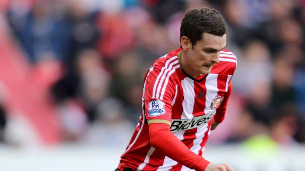 Sunderland winger Adam Johnson could be handed a starting role at Arsenal