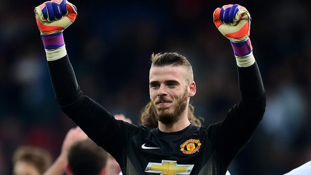 David de Gea look set to join Real Madrid