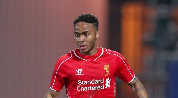 Raheem Sterling was booed by fans at Liverpool's awards evening