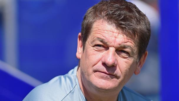 John Carver feels Newcastle will put in a strong performance at the weekend