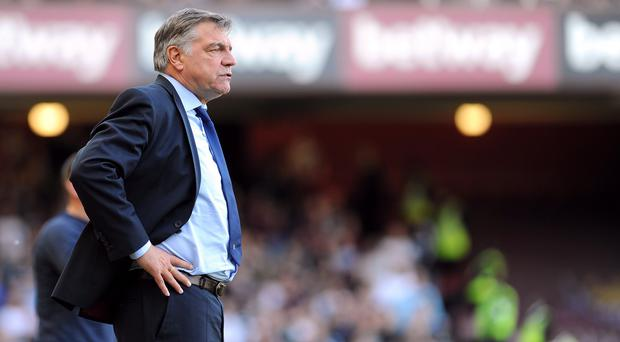 Sam Allardyce will learn on Monday if he is to continue as West Ham manager