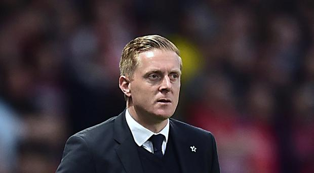 Swansea manager Garry Monk says he has taken satisfaction from proving the critics wrong this season