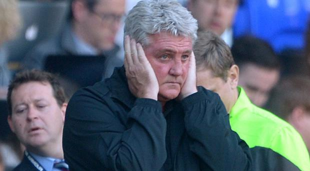 Steve Bruce's side must win their final-day game