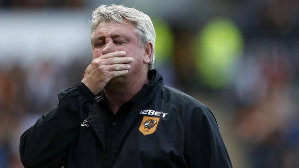 Steve Bruce has a lot to consider following Hull's relegation