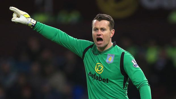Shay Given should be fit for the FA Cup final