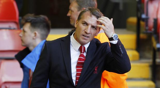 Liverpool manager Brendan Rodgers apologised after their 6-1 defeat at Stoke