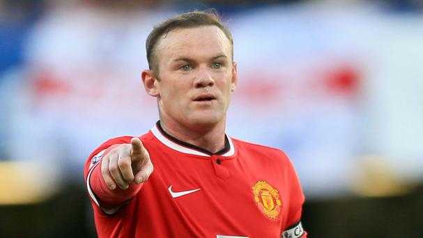 Wayne Rooney wants to be challenging for the Premier League next year