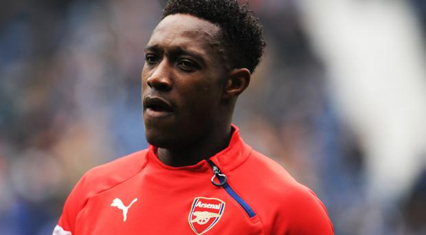 Arsenal forward Danny Welbeck is not expected to be fit in time for the FA Cup final at Wembley