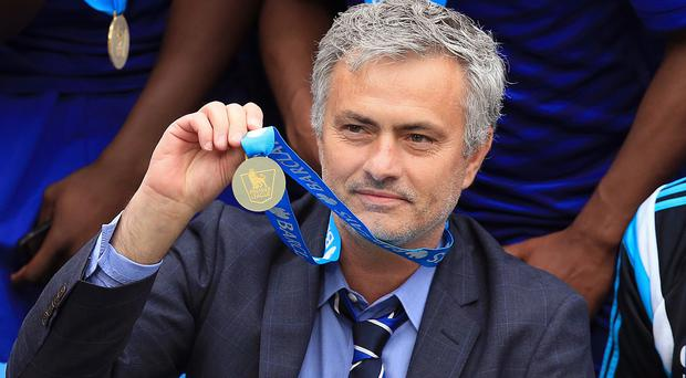 Jose Mourinho says his Premier League-winning side will have to be even better next season