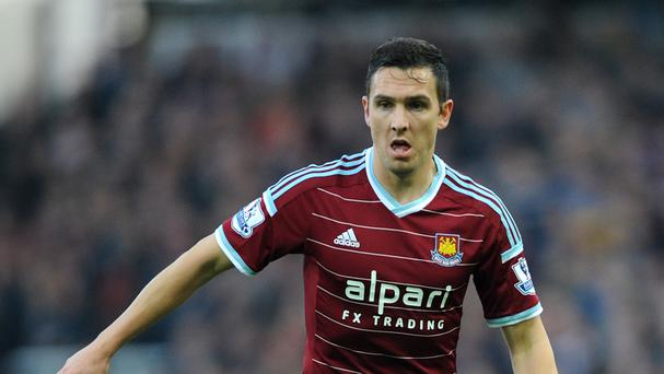 West Ham midfielder Stewart Downing, pictured, was rejuvenated under Sam Allardyce