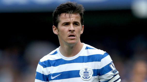 Joey Barton is one of half-a-dozen players released by QPR