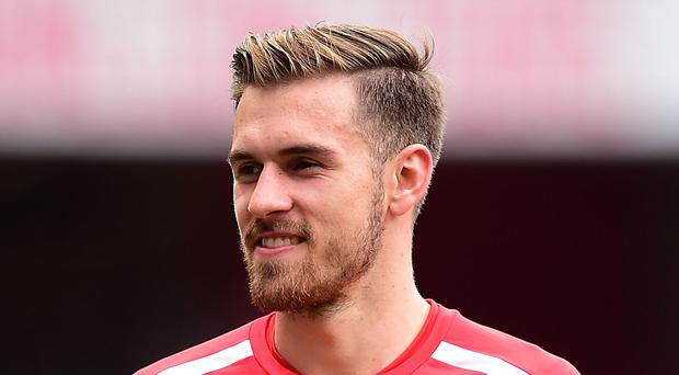 Arsenal's Aaron Ramsey is hungry for more success after winning the FA Cup last term