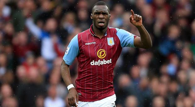 Christian Benteke has been linked with a move away from Aston Villa this summer