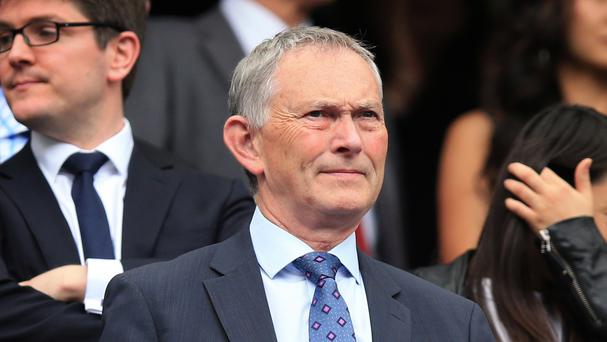 Richard Scudamore has reiterated the Premier League's commitment to lower league funding
