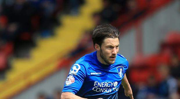 Bournemouth midfielder Harry Arter enjoyed a taste of what life in the Barclays Premier League will be like when he played for the Republic of Ireland against England on Sunday