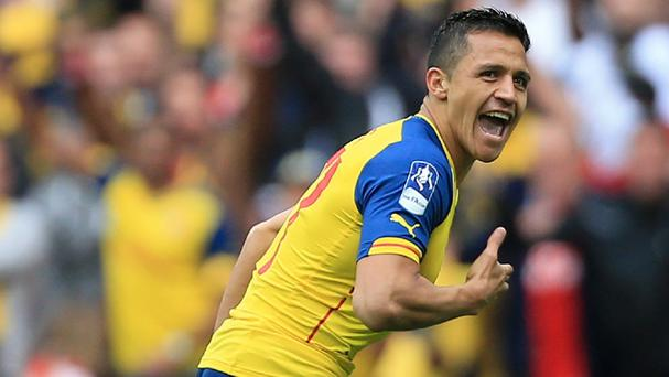Arsenal's Alexis Sanchez felt last season was 'bittersweet'